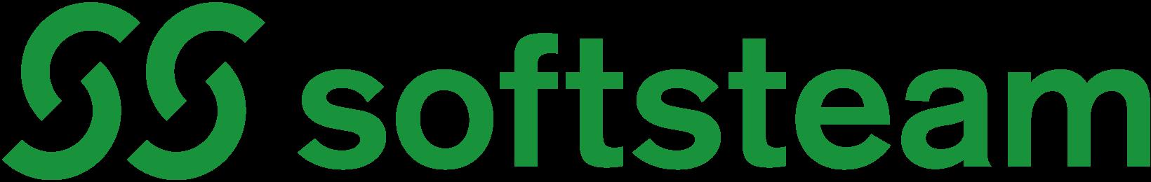 ソフトスチームのロゴマーク